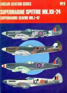 SUPERMARINE SPITFIRE MK.XII-24
