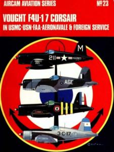 VOUGHT F4U-17 CORSAIR