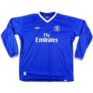 2003-05 Chelsea Maglia Home XXL (Top)