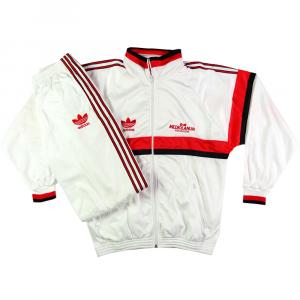1990-91 Ac Milan Tuta XL *Nuova con confezione
