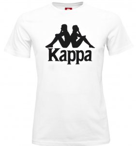 T-shirt Kappa Bianco