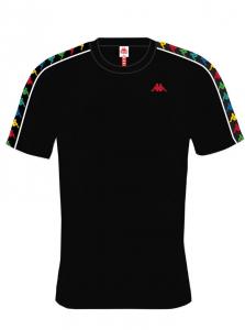 T-shirt Kappa Nero