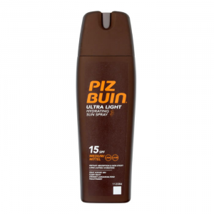 Piz Buin Ultra Light Sun Spray Sfp15 200ml