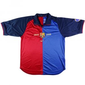 1999-00 Barcelona Maglia Centenario L (Top)