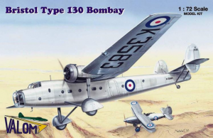 Bristol Type 130 Bombay
