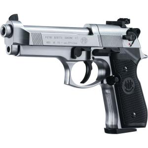 Pistola lv UMAREX BERETTA 92 FS NICKEL