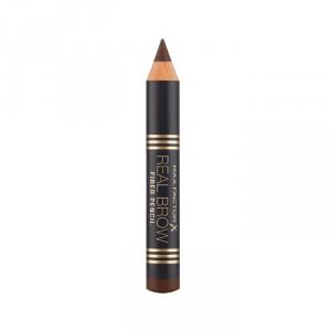 Max Factor Real Brow Fiber Pencil 004 Deep Brown