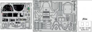 Spitfire Mk.II interior