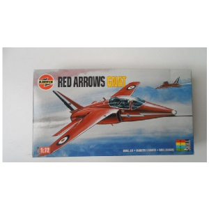 RED ARROWS GNAT AIRFIX