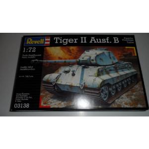 TIGER II AUSF.B RAVELL