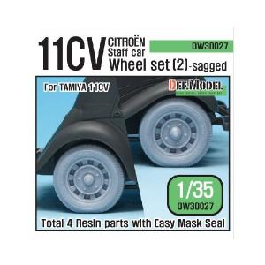 11CV STAFF CAR