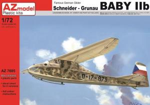 Schneider Grunau Baby IIb CZ