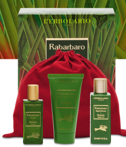 Rabarbaro Beauty-Set L'erbolario
