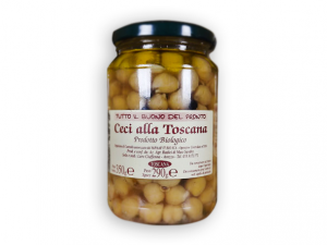 Tuscan chickpeas - 350g
