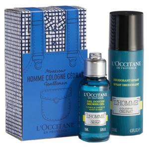 L'Occitane Cologne Cedrat Spray Deodorant 130ml Set 2 Parti 2019