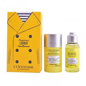 L'Occitane Monsieur Cedrat Deodorant Stick 75g Set 2 Parti 2019