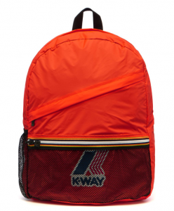 Zaino K-way Red Fluo