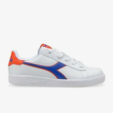 SNEAKERS DIADORA GAME P GS WHITE/ORANGE/ROYAL 101.173323 01 60050