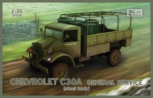 CHEVROLET C30A