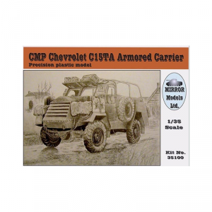 CMP CHEVROLET C15TA ARMOURED CAR