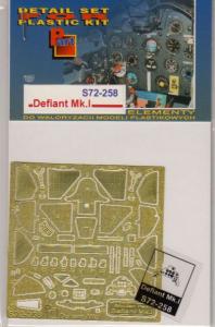 Defiant Mk.I