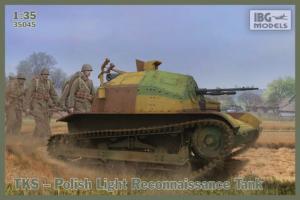 TKS - Polish Light Reconnaissance Tank