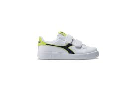 SNEAKERS DIADORA PLAYGROUND BAMBINO GREEN/WHITE/LIGHTGREEN 70317