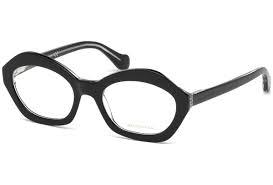 Balenciaga - Occhiale da Vista Donna, Grigio (Crystal) BA5059 C51