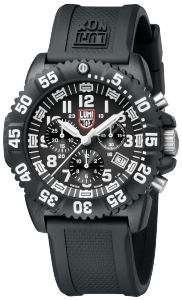 Navy SEAL Colormark Chronograph - 3081