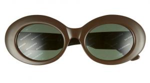 Balenciaga - Occhiale da Sole Donna, Marrone (Braun)  BA0145 05A-51-21-140