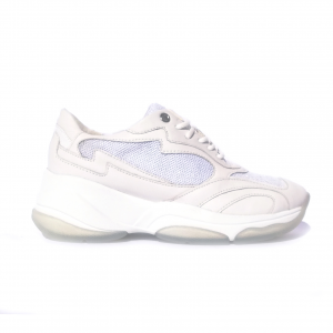 Chunky sneaker bianca Geox