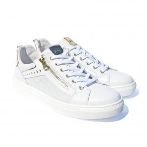 Sneaker bassa bianca Nero Giardini