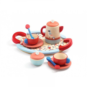 DJECO TEA TIME - SET DA TE' IN LEGNO