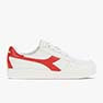 SNEAKERS DIADORA B.ELITE WHITE/FERRARI/RED ITALY 501.170595 01 C0823