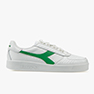SNEAKERS DIADORA B.ELITE 501.170595 01 C7373 WHITE/GREEN