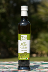 Oil Evo Ogliarola 750ml - Pugliese extra virgin olive oil cultivar Ogliarola Sante in 750ml bottle - Terre di Ostuni