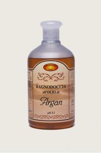 BAGNODOCCIA ALL'OLIO DI ARGAN