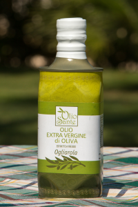 Olio EVO Ogliarola 0,500 cl 2018/19 - Olio extravergine di oliva Pugliese cultivar Ogliarola in Latta da 0,500 cl - Terre di Ostuni