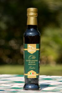 Olio EVO Frantoio 250ml 2018/19 - Olio extravergine di oliva Pugliese cultivar Frantoio Sante in bottiglia da 250 ml - Terre di Ostuni-2