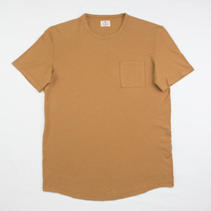 T-shirt in cotone tinta unita Tela Genova