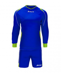ZEUS KIT GK PAROS ELECTRIC ROYAL/GIALLO FLUO/BIANCO