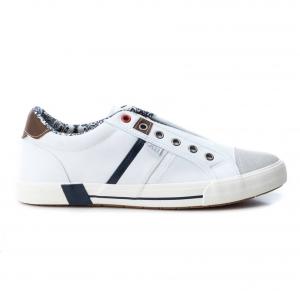 Sneaker bianca o militare Xti