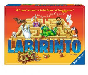 RAVENSBURGER IL LABIRINTO 26447