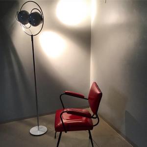 LAMPADA ''CIRCLE''  ANNI 70