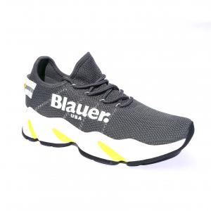 Sneaker grigia Blauer