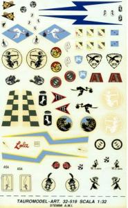 A.M.I. Squadron Insignia