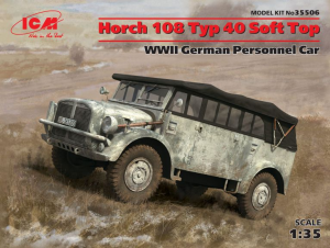 HORCH 108 TYP 40 SOFT TOP