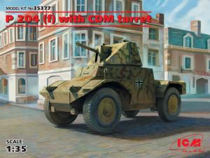 Panzerspahwagen P 204