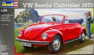 VW BEETLE CABRIOLET 1970