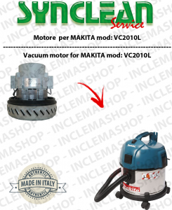 VC2010L Saugmotor SYNCLEAN  für Staubsauger MAKITA